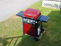 Brand new grill for 2013!