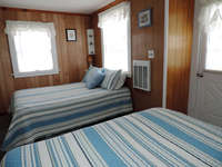 2 Comfortable double beds