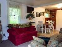 Living room & new dining set