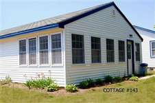 Cottage 143 is a 2 bedroom 1 bath cottage with plenty of updates