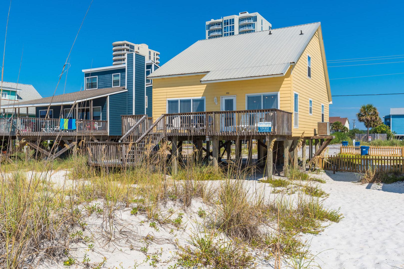Vacation Rentals In Gulf Shores Or Orange Beach
