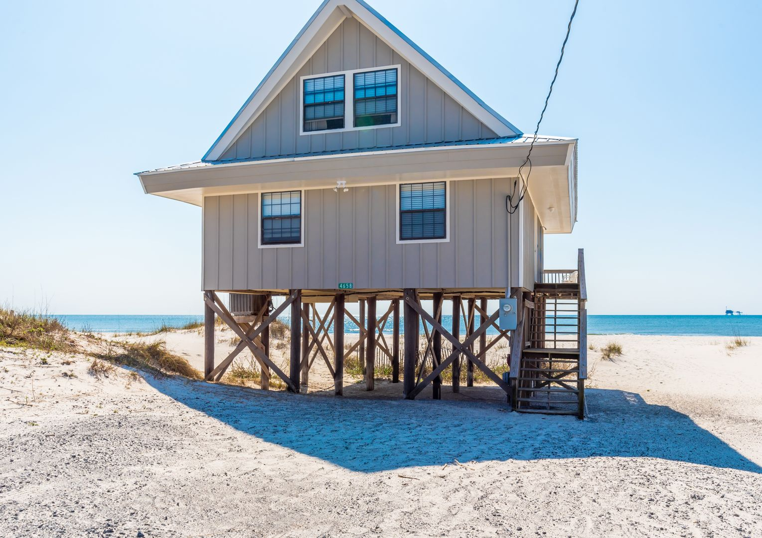 Ft Morgan Rentals Beach House