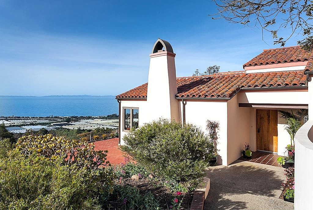 Paradise retreats alta mira in carpinteria gorgeous for Vacation homes santa barbara