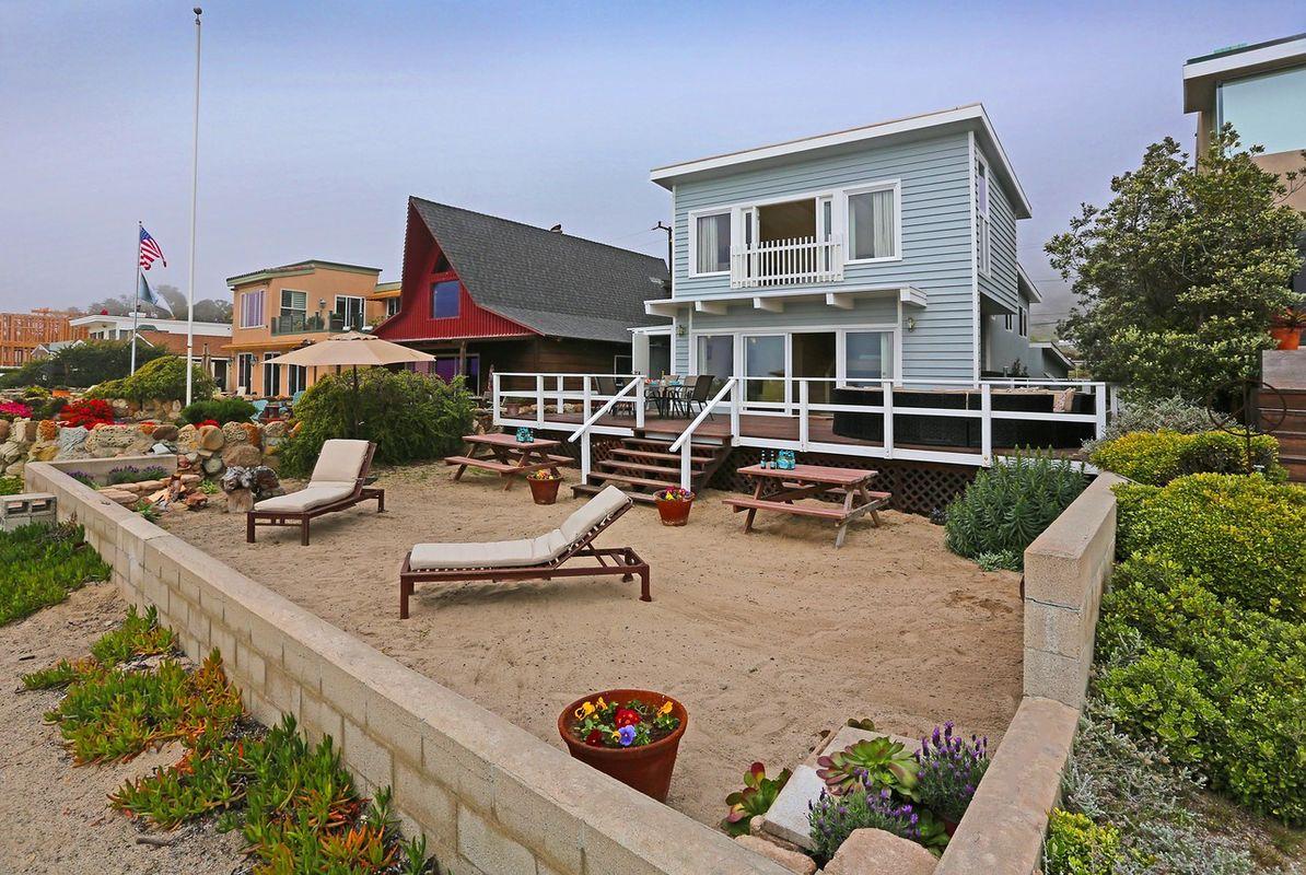 Paradise retreats seacliff beach house in ventura for Beach house rental santa barbara