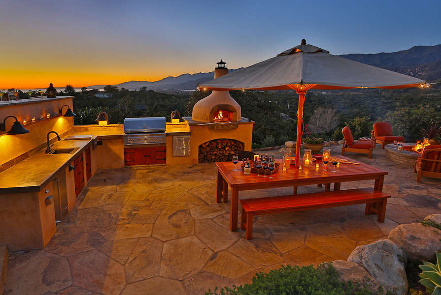 Amazing sunsets at an amazing property!