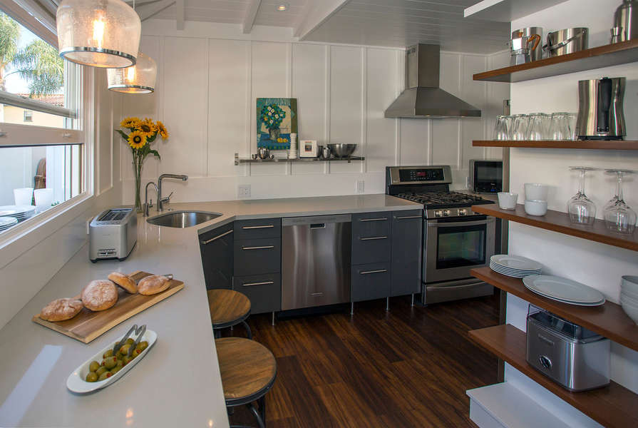 Amazing and efficient Kitchen