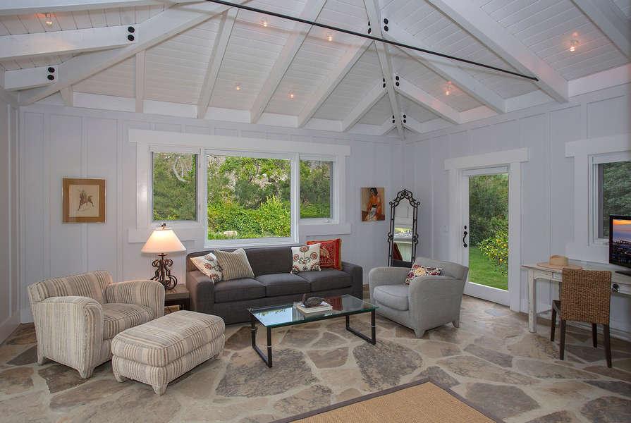 Living Room in Guest Studio
