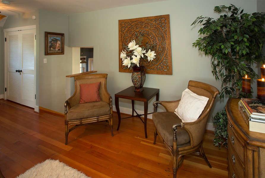 Sitting Room in Master Bedroom