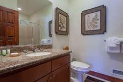 En Suite Bathroom attached to Bedroom #2 ( Shower_