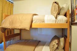 Bedroom #3- Twin Bunk Bed