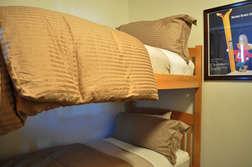 Bedroom #3- Twin Bunk Beds