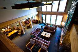 Juniper Springs Lodge; Main Floor Lobby