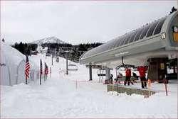 Chairlift #15 & Eagle Run & Little Eagle Lodge- Adjacent To Juniper Springs Lodge