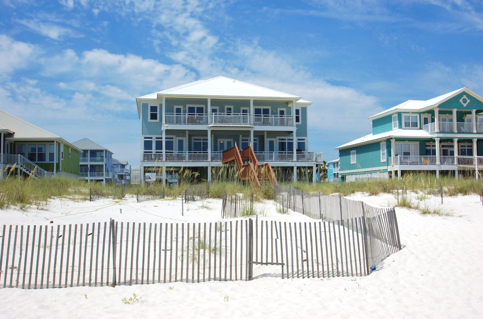 Brainstopper Beach Front House Rental in Fort Morgan