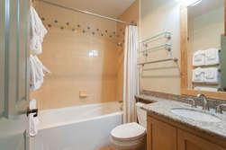 Full Bathroom - Tub/Shower