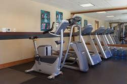 Gym - On main Floor of Lodge