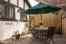 Guest Cottage Patio