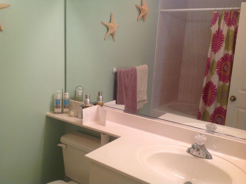 Second Floor Hall Bath