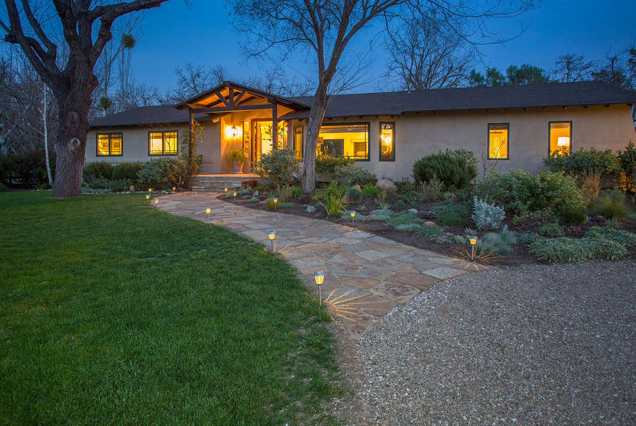 A great location near the town of Los Olivos
