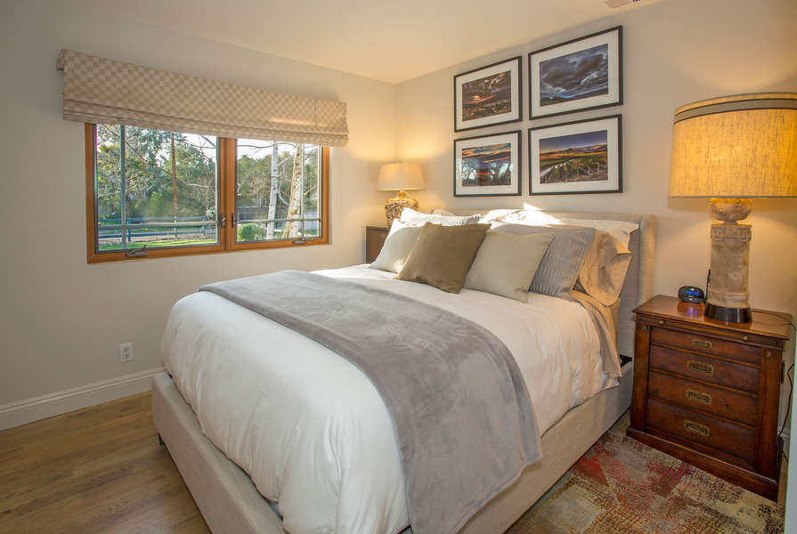 Bedroom #3 w/queen-size bed