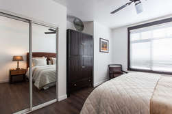 Master Bedroom - Flat Screen TV- En Suite Full Bath