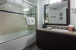 Bathroom #2- Tub & Shower