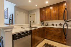 Kitchen- Updated with Cesar Stone Counters , New Caabnites and Stainless Appliances