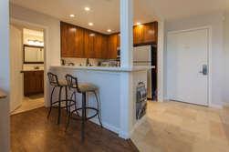Kitchen Bar- Seats Two