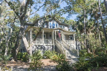 2704 Seabrook Island Road is a fabulous new 4 BR home designed for families.