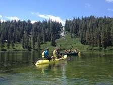 Enjoy Mammoth Lakes/Canoeing