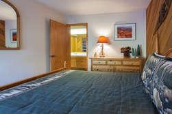 Bedroom #2- Queen Bed- Flat Screen TV