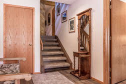 entry/mud room of town-home