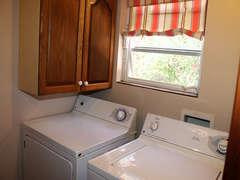 Laundry Room off Great Room