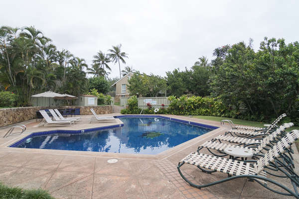 Kuilima Estates East Pool 1