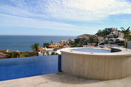 Pacific Ocean and Pedregal