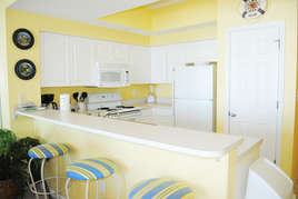 KitchenMajestic Sun 703B  Miramar Beach Destin Florida Vacation Rentals