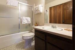 Guest Bathroom #2- Full bath- Tub and Shower