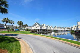 Beautiful Tropical Setting / Boat HarborSandpiper Cove Resort 9106 Holiday Isle Destin Florida Vacation Rentals