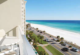 BalconyMajestic Sun 703B  Miramar Beach Destin Florida Vacation Rentals
