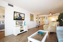 Living RoomEl Matador Resort, Okaloosa Island Fort Walton Beach Vacation Rentals