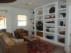 Upstairs - Living Room