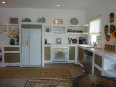 Upstairs - Full Kitchen
