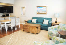 Living RoomAlerio Resort, Miramar Beach, Destin, FL Vacation Rentals