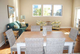 Dining AreaAlerio Resort, Miramar Beach, Destin, FL Vacation Rentals