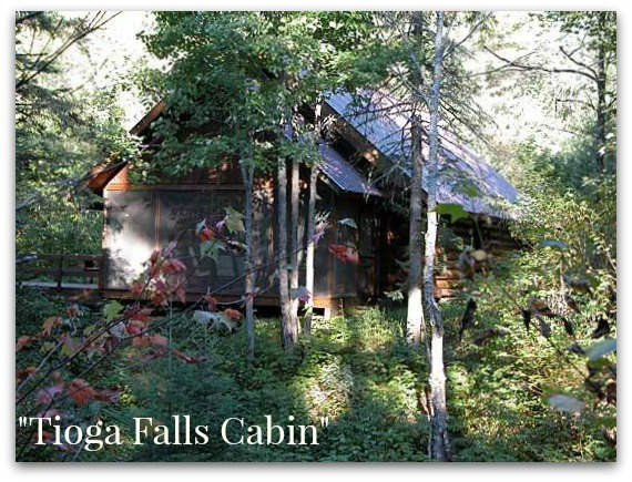 cabin secluded vacation boyne michigan northern mountain cabins rentals in