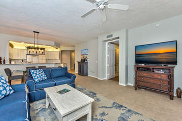 Living Room Area;