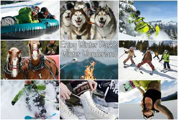 In need of some fun in the snow? Enjoy all Winter Park has to offer, we have discounts on ski rentals, lift tickets, and activities after booking!