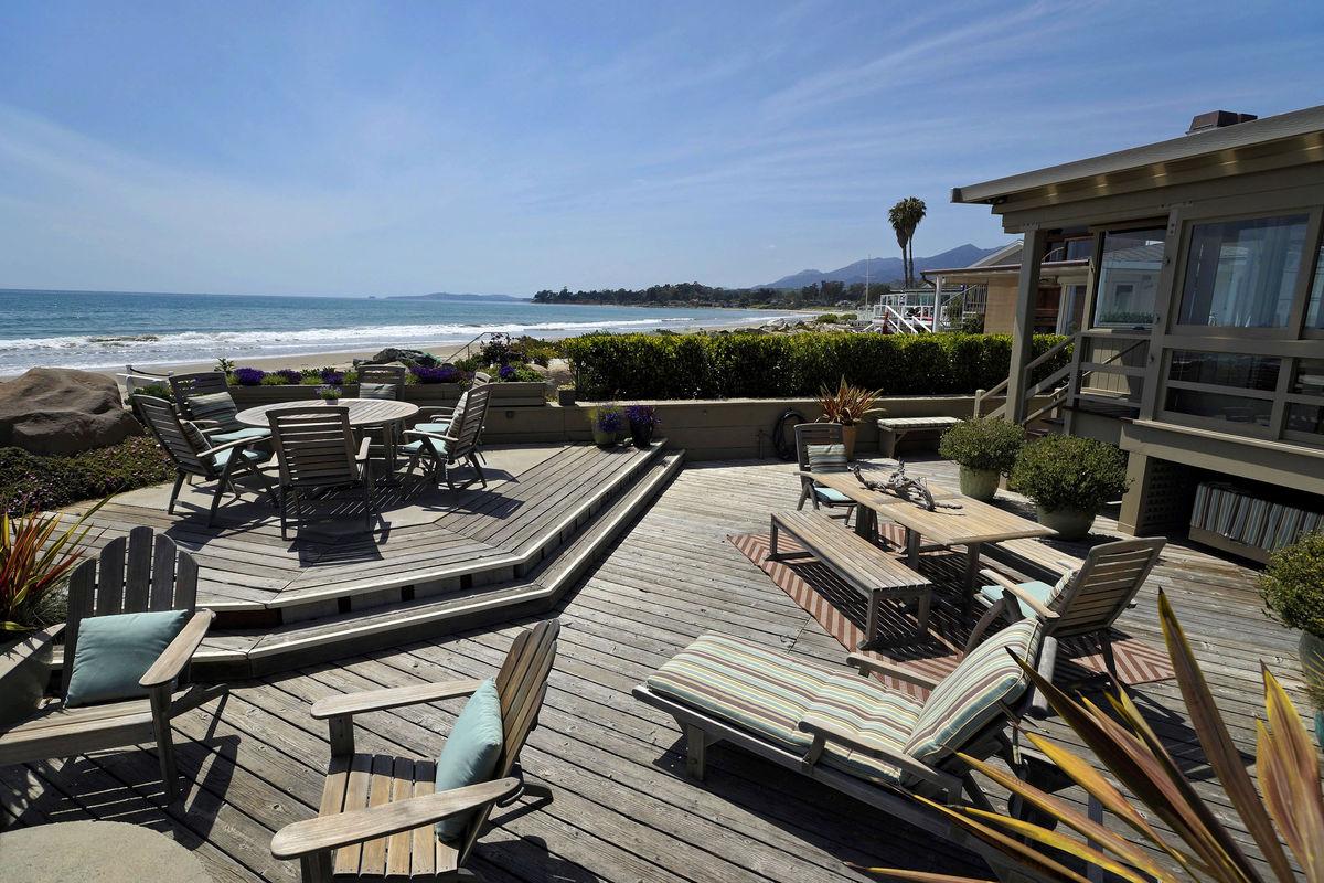 Paradise retreats padaro new in carpinteria gorgeous for Vacation homes santa barbara