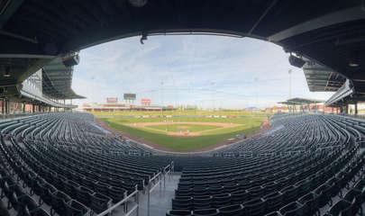 Chicago Cubs spring training stadium for baseball enthusiasts is a short commute
