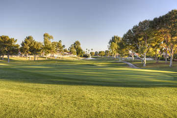 Sun Lakes is a golf and country club neighborhood with many resort amenities